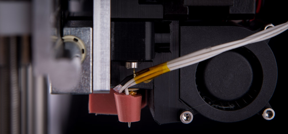 3D Drucker TINY macht große Fortschritte