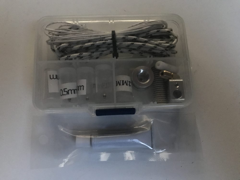 Merlin Hotend Set