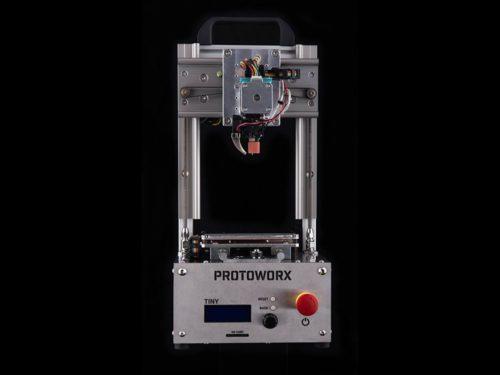 Voranmeldung TINY 3D Drucker Bausatz mit Workshop