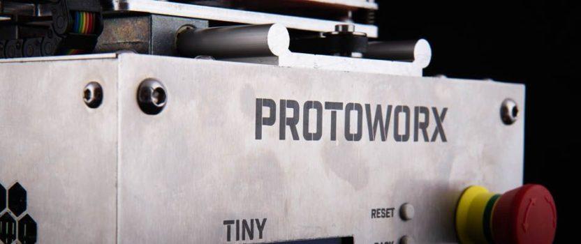3D Drucker TINY by Protoworx