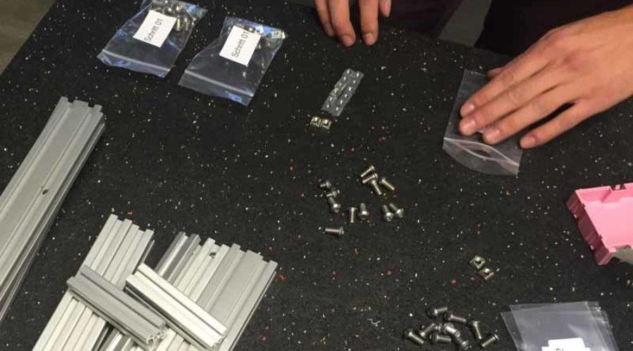 Doku für 3D Drucker Bausatz Tiny in Arbeit