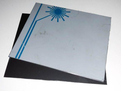 Magnetische Edelstahl Wechseldruckplatten