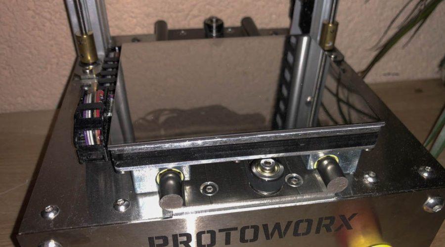 Magnetische Wechseldruckplatten für den Protoworx Tiny 3D-Drucker jetzt im Shop