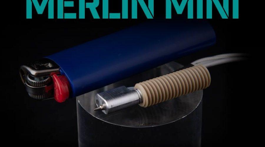 Merlin Mini jetzt verfügbar