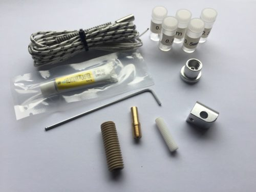 Merlin Hotend Set 1.75mm V3 horizontal