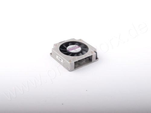 Radiallüfter 35mm x 10mm mit integriertem 12V auf 5V Spannungsregler